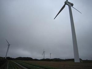 風力発電a