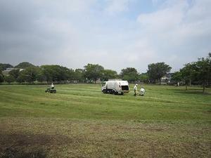 草刈り�A